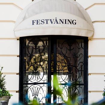 fest engelsk daska i Stockholm